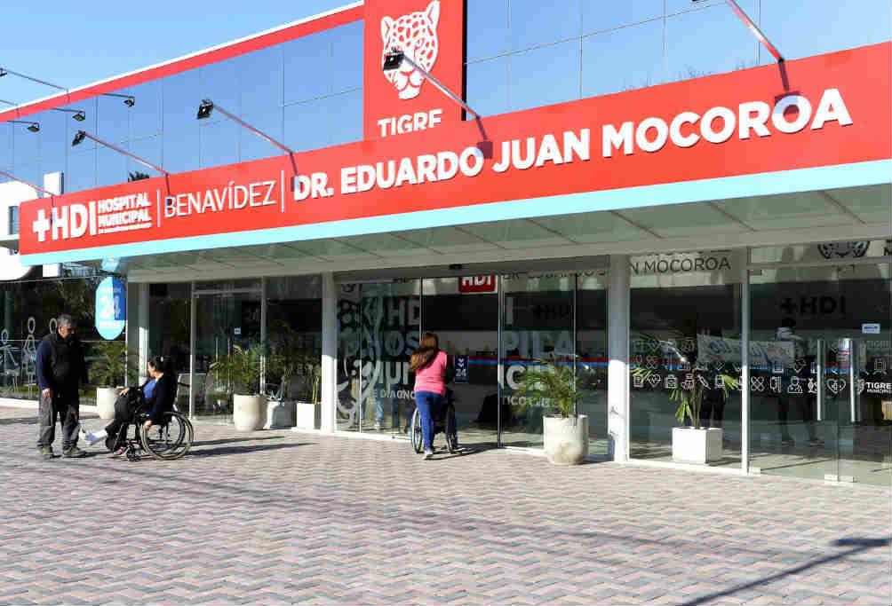 Los hospitales municipales de Don Torcuato y Benavídez ya atendieron a 130 mil pacientes