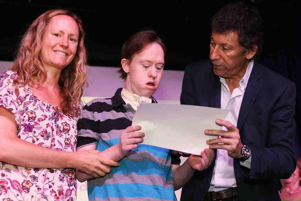 San Isidro distinguió a ONG que promueven la inclusión de personas con discapacidad