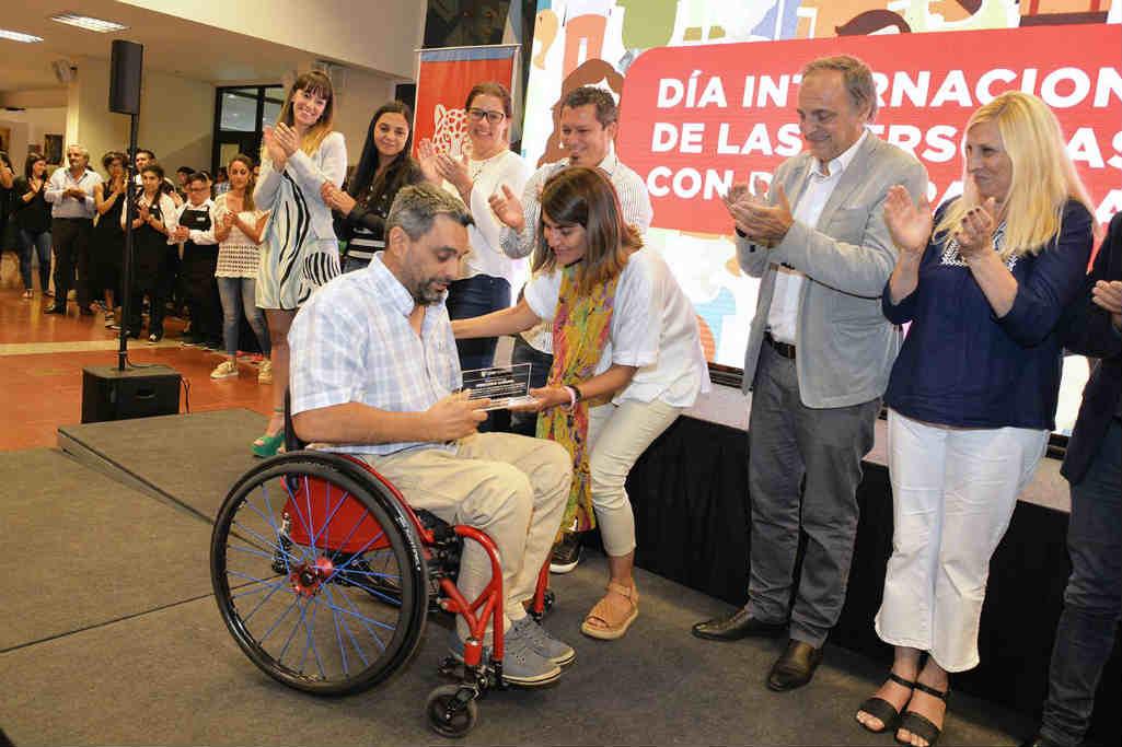 Tigre conmemoró el Día Internacional de las Personas con Discapacidad junto a vecinos e instituciones