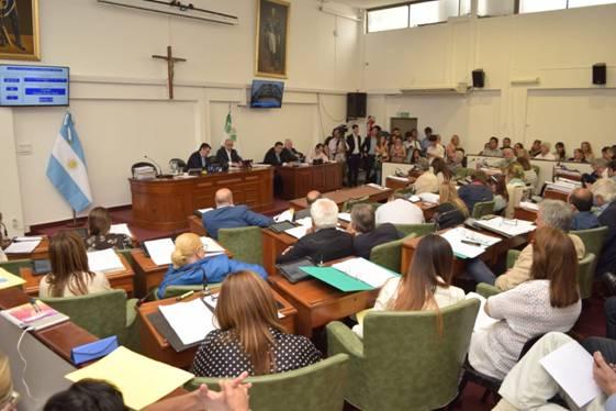 El HCD de San Isidro aprobó la  Fiscal Impositiva y el Presupuesto para el año 2020