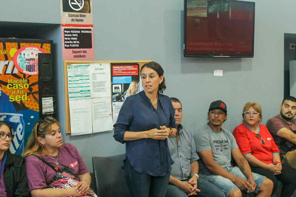 """Roxana López: """"Como diputada, voy a seguir trabajando a favor de las y los tigrenses"""""""