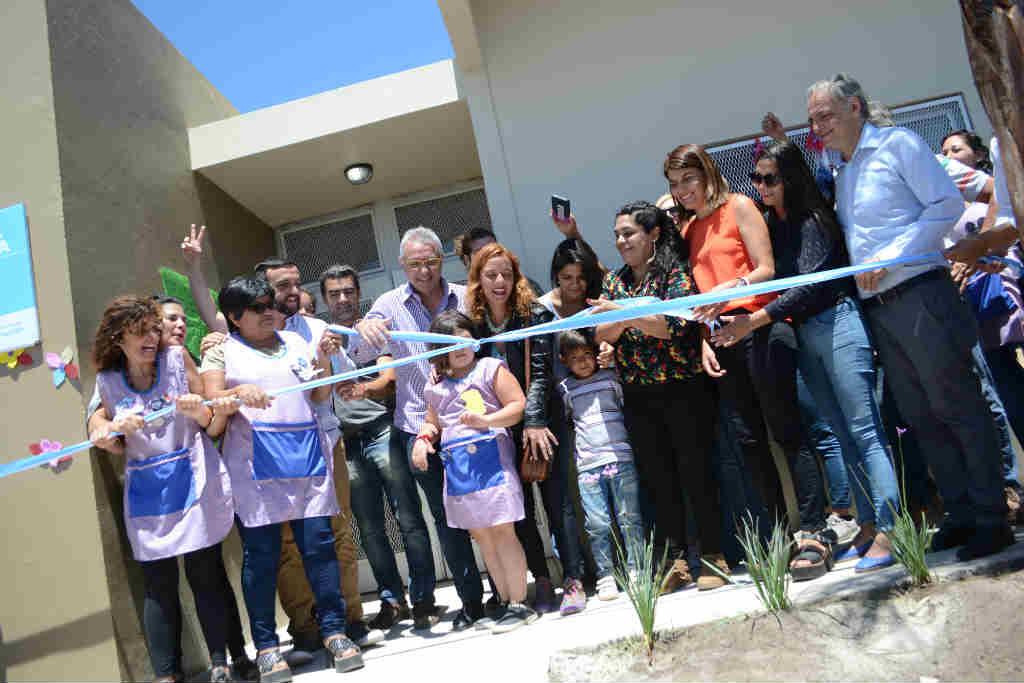 El Movimiento Evita inauguró un nuevo Espacio de Primera Infancia en Tigre
