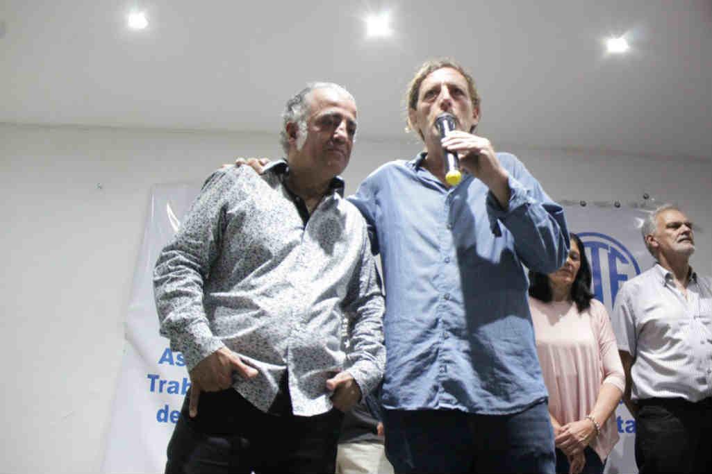 ATE Zona Norte celebró su 20 Aniversario