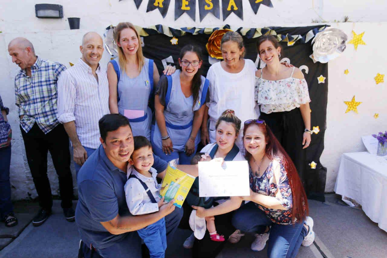 Pilar: La segunda camada del EPI termina el año lectivo