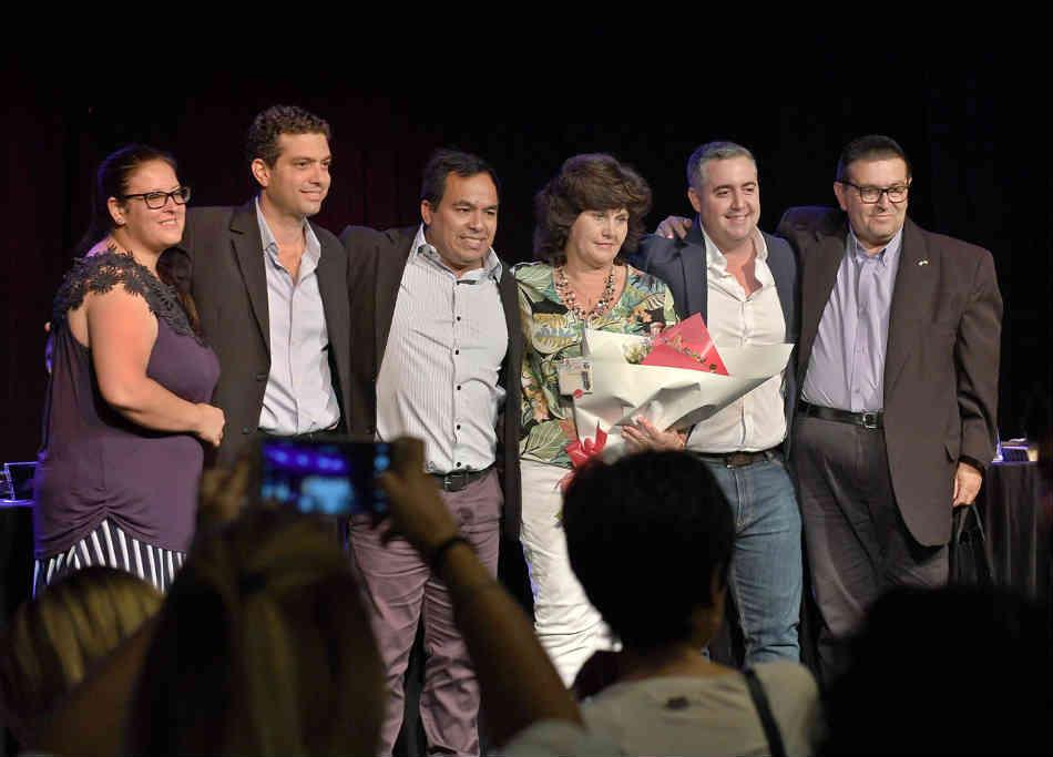 Asumieron los nuevos Consejeros Escolares de San Fernando