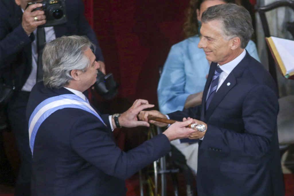Alberto Fernández ya es el nuevo presidente de Argentina