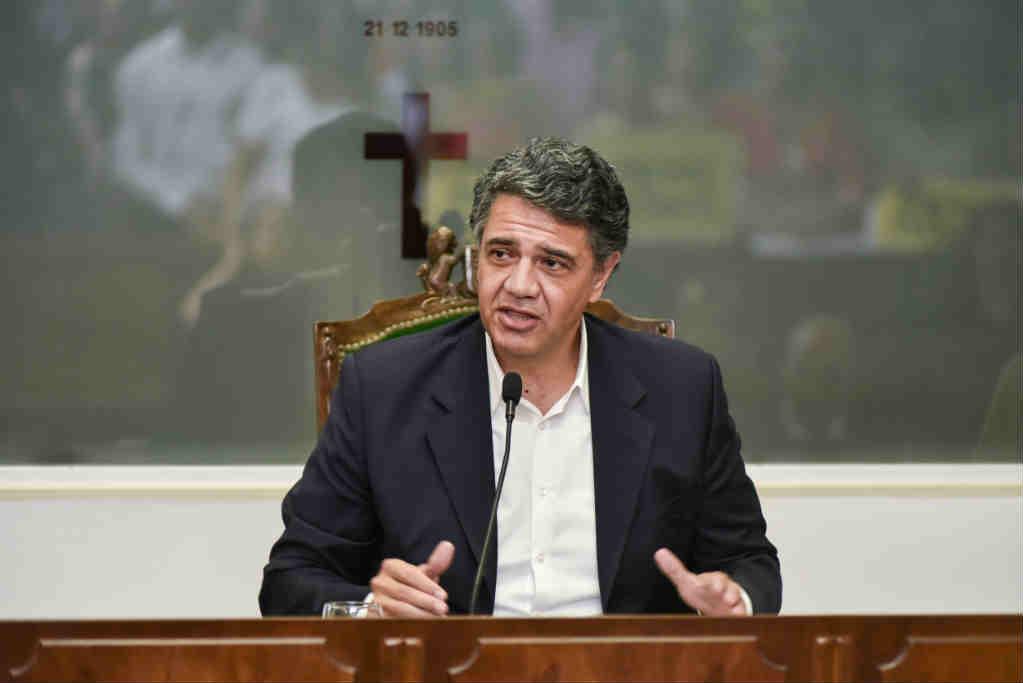 Jorge Macri asumió un nuevo mandato en Vicente López