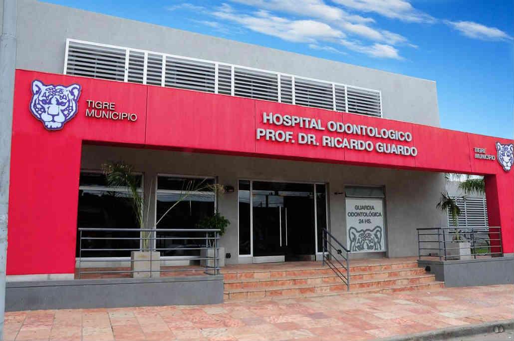 Por reformas el Hospital Odontológico de Tigre atenderá sólo la guardia