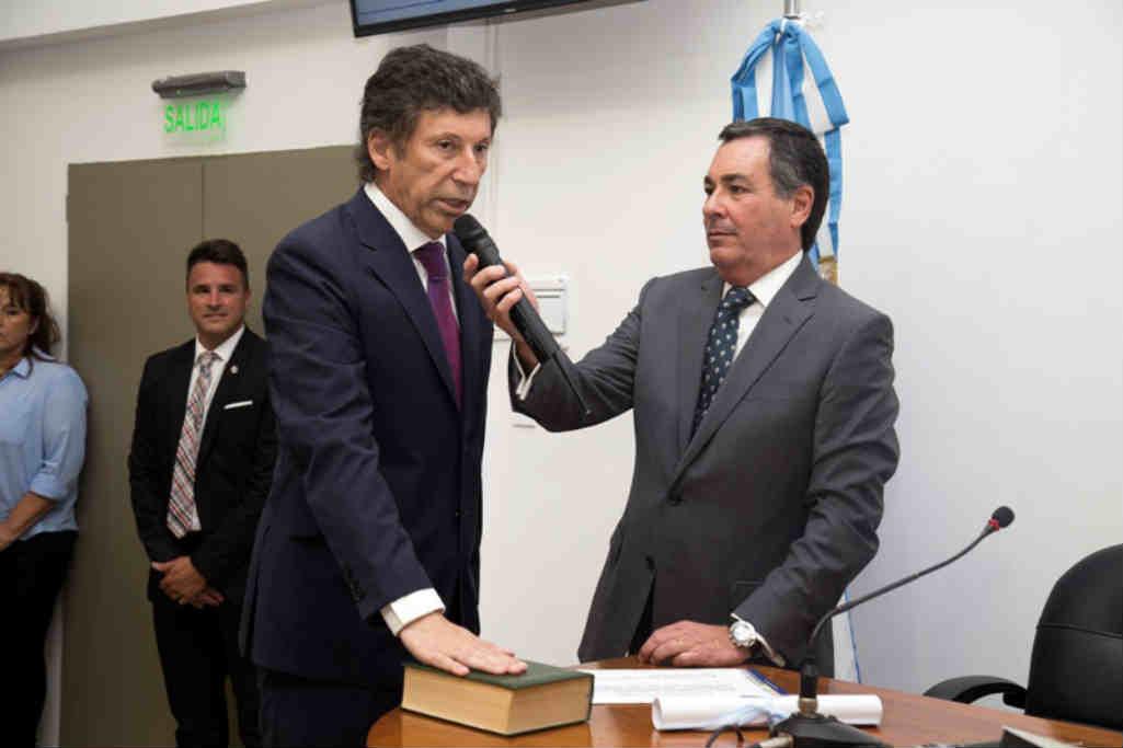 Gustavo Posse asumió un nuevo periodo como intendente de San Isidro