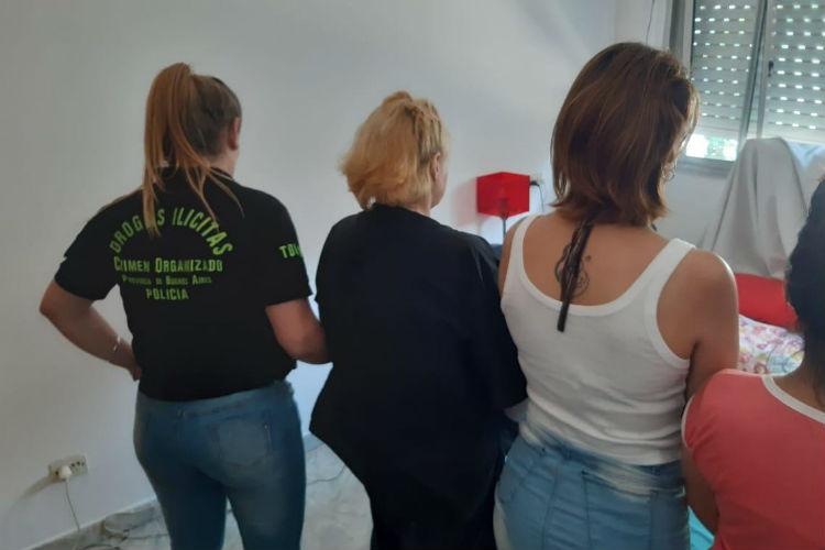 Desbaratan red de trata de personas que operaba en La Matanza y rescataron a seis mujeres