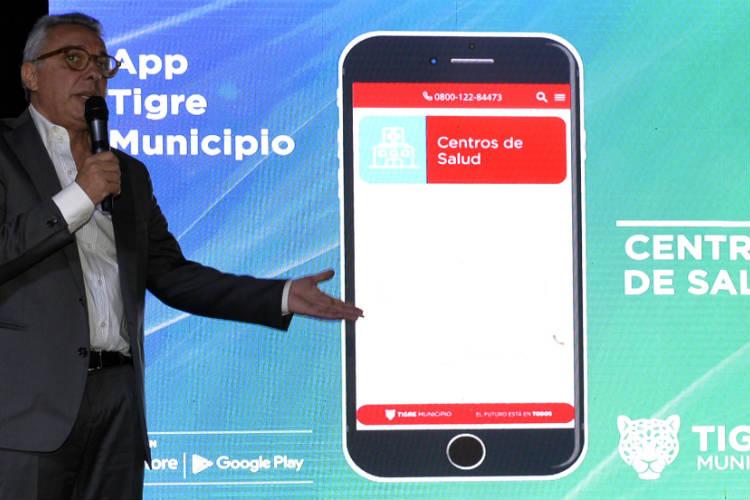 El Municipio de Tigre lanzó su nueva app para smartphones