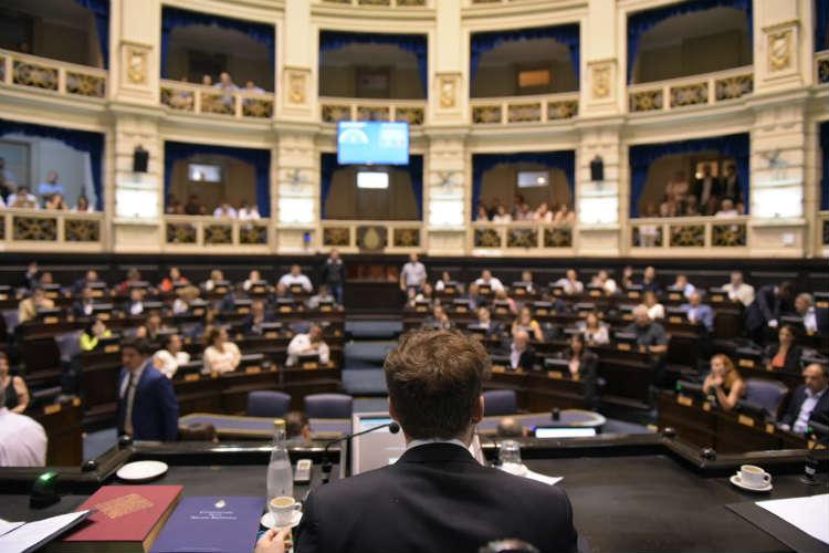 La Legislatura bonaerense sancionó las emergencias que pidió Axel Kicillof