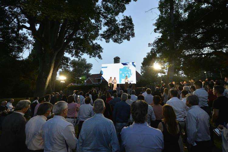 Zamora y Costa se reunieron en Tigre con más de 600 industriales bonaerenses
