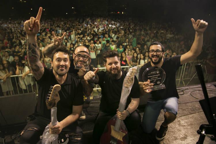 Sin pirotecnia: más de 20 mil personas disfrutaron del show Iluminate 2019 en Vicente López