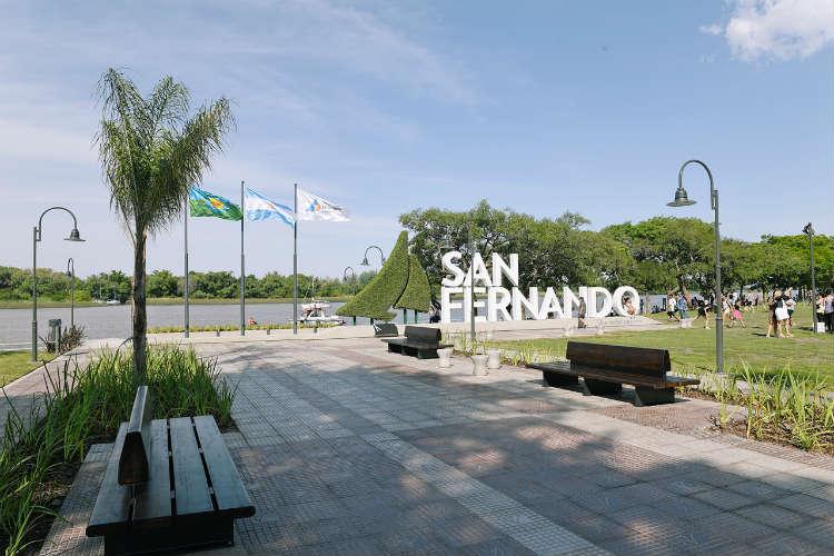 La Costanera Municipal de San Fernando permanecerá cerrada durante las fiestas