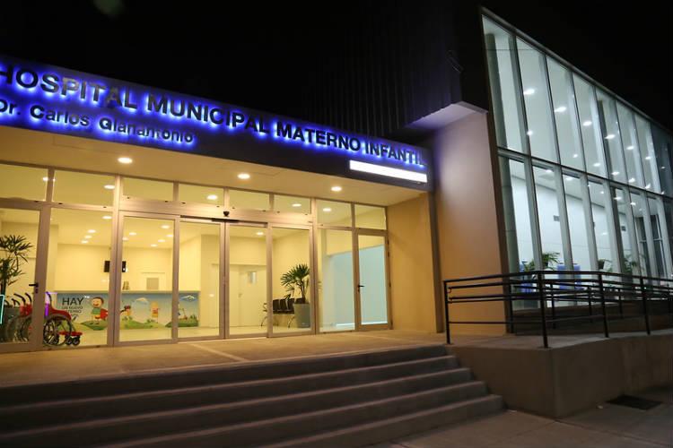 San Isidro realizó un balance las principales obras de 2019 -Hospital Materno Infantil
