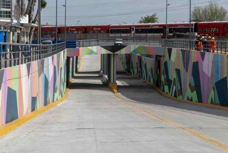 San Isidro realizó un balance las principales obras de 2019 - Túnel Sarratea
