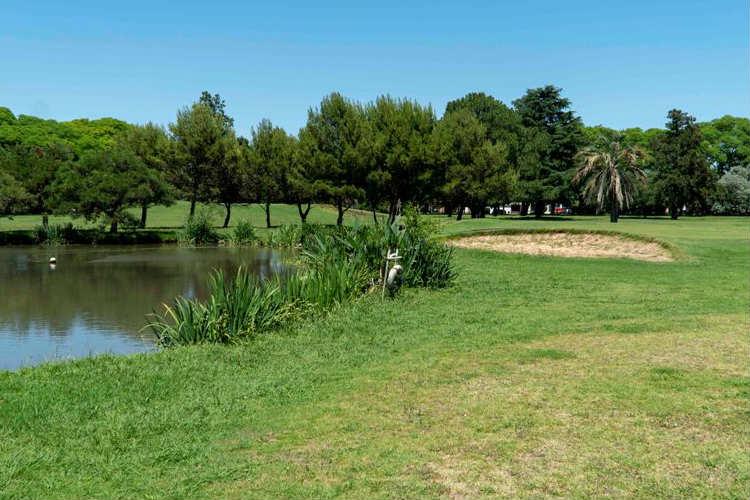 San Isidro realizó un balance las principales obras de 2019 - Golf de Villa Adelina