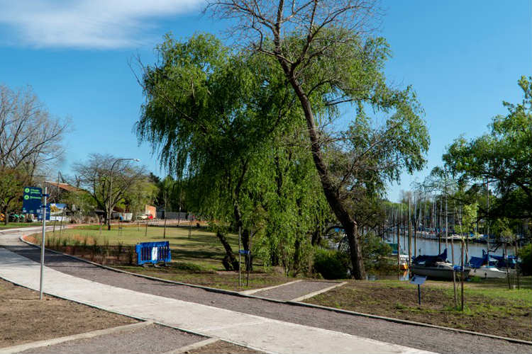 San Isidro realizó un balance las principales obras de 2019 - Puerto de San Isidro