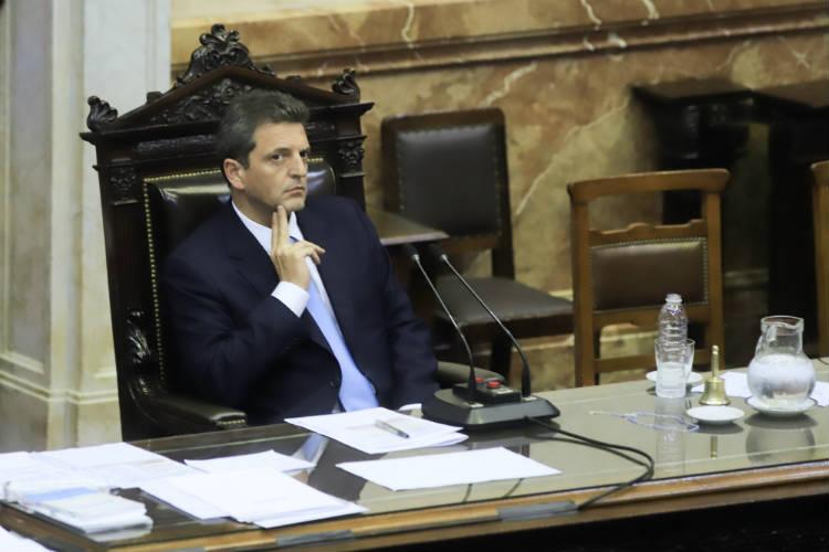 Sergio Massa dijo que el Gobierno extenderá la cuarentena si expertos recomiendan que es necesario