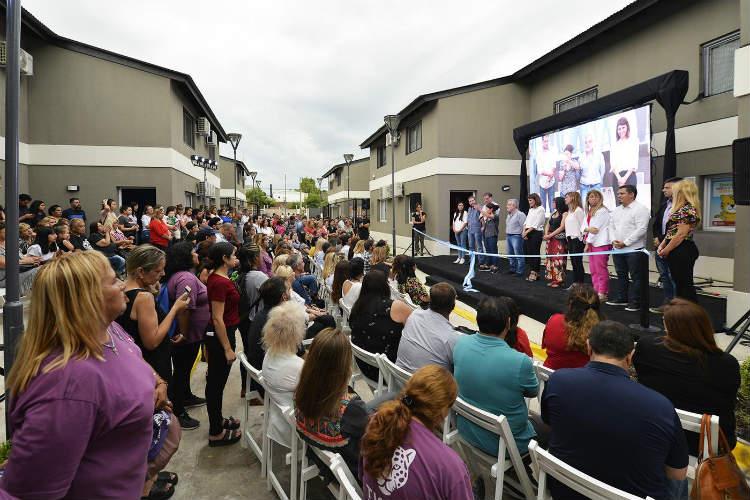 Tigre inauguró las Casas Convivenciales