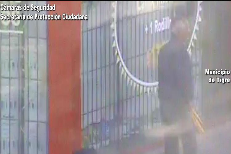 Amenazó a un vecino con un cuchillo en El Talar y fue detenido