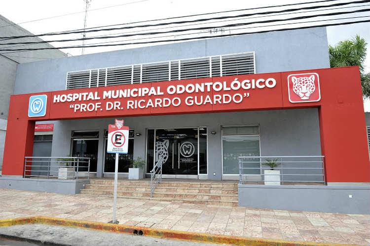 """El Hospital Odontológico """"Dr. Ricardo Guardo"""" de Tigre retoma la atención"""