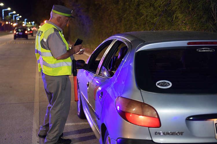 Operativos de seguridad vehicular en la nueva Costanera Municipal de San Fernando