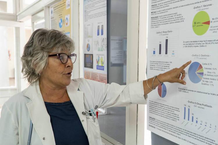 En San Isidro durante 2019 se aplicaron 1.700 vacunas contra la fiebre amarilla