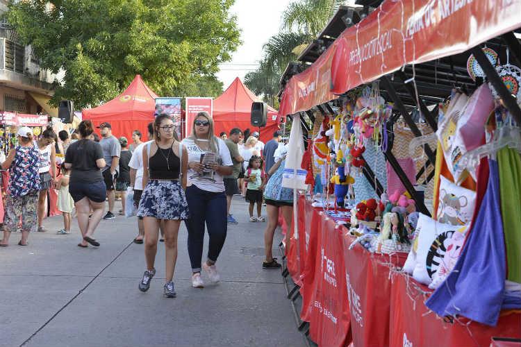 las ferias itinerantes de Origen Tigre fomentan el desarrollo local