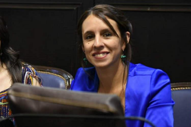 """Roxana López: """"Vamos a tener que generar muchos consensos para salir adelante"""""""