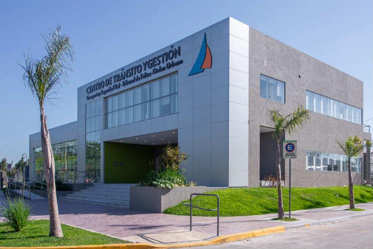 Con nuevo edificio, Tránsito de San Fernando optimizó todos sus trámites