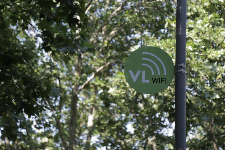 Más espacios públicos con wifi libre en Vicente López
