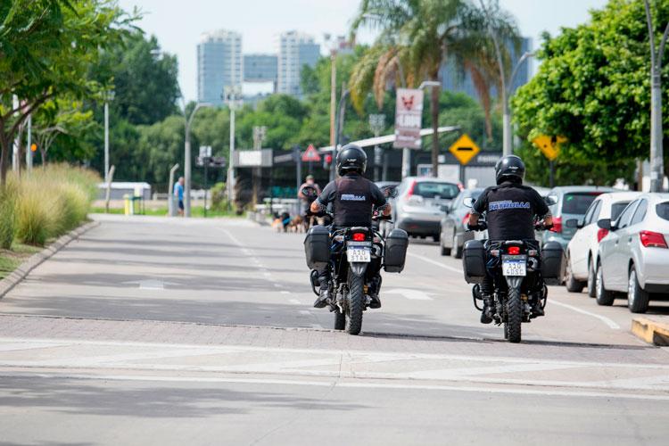 Vicente López lanzó el plan de seguridad del verano 2020 en el Paseo de la Costa