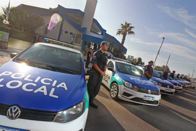 """Berni: """"Los intendentes van a tener un rol fundamental en el control político de la Policía Local"""""""