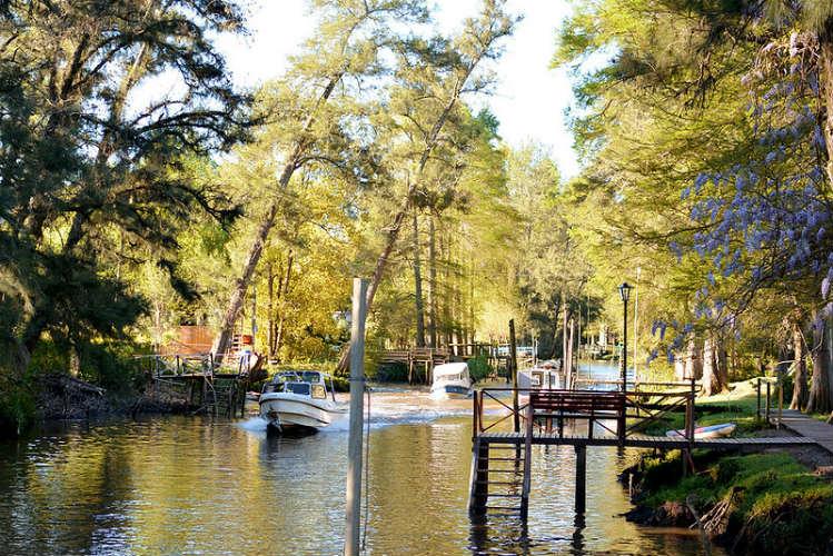 Verano en el Delta de Tigre: Fuerte crecimiento en la demanda de alojamiento