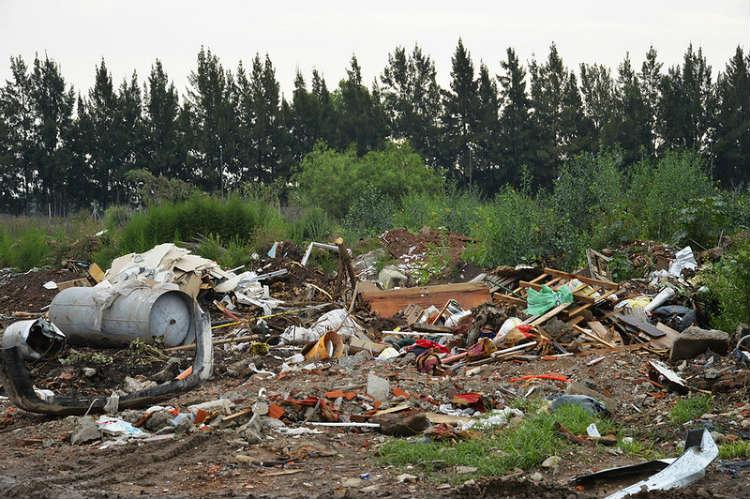 Tigre clausuró un basural a cielo abierto por actividades clandestinas