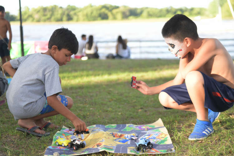 San Fernando impulsa el programa de cuidado de la Costanera Municipal con distintas propuestas