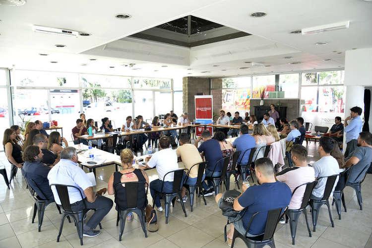 Tigre: se realizó un encuentro sobre hábitat para fortalecer el acceso a la tierra, vivienda y trabajo