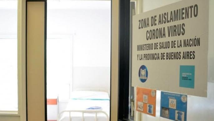 El Hospital Cetrángolo de Vicente López se prepara para afrontar el coronavirus