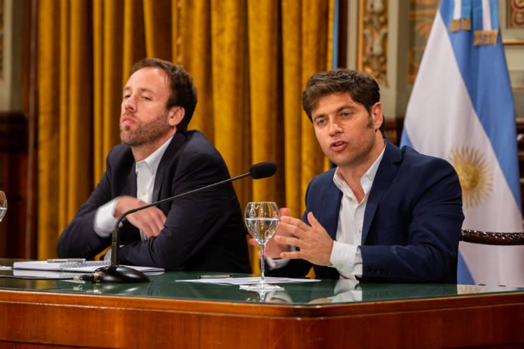 Kicillof decretó la emergencia sanitaria en la provincia de Buenos Aires