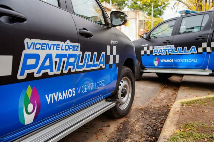 Un empleado judicial baleó a dos presuntos ladrones en Carapachay