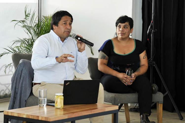 Martín Navarro disertó en Tigre sobre los desafíos de la Economía Popular en la actualidad