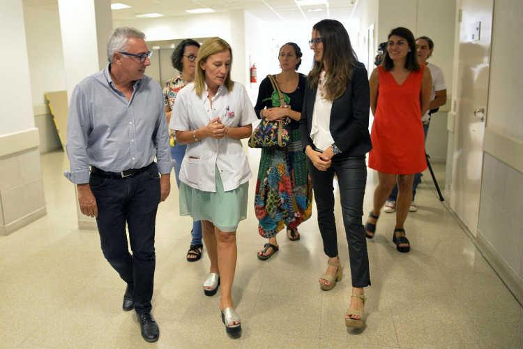 Julio Zamora recibió en Tigre a la ministra Elizabeth Gómez Alcorta