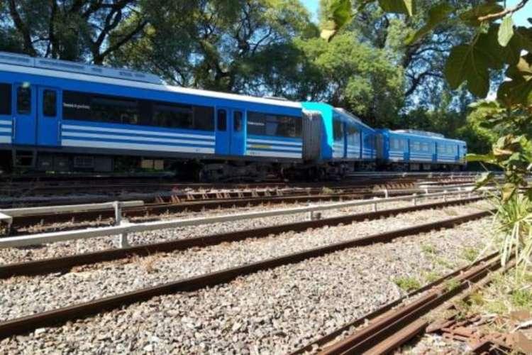 El Tren Retiro-Tigre con servicio limitado por descarrilamiento