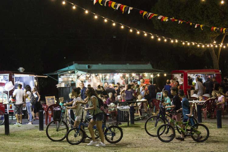 Comenzó en San Isidro: la quinta edición del festival