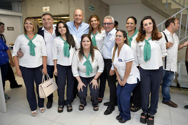 UTEDYC inauguró su nuevo centro médico en Tigre