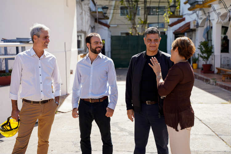 Nuevas obras que favorecen el empleo en Vicente López