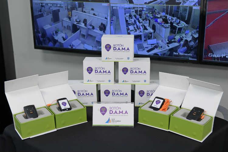 Avanza la implementación del Botón DAMA en San Fernando