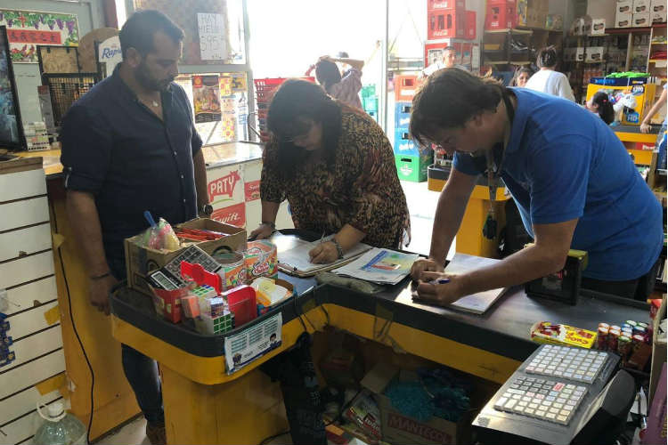 Tigre clausuró un supermercado que imponía montos mínimos en compras con la tarjeta AlimentAR